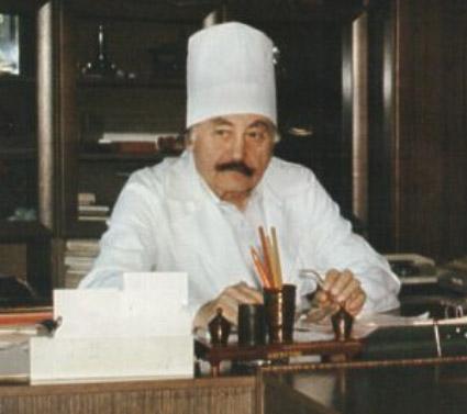 Professor Gavril Abramovich Ilizarov